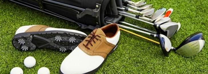 selection matériel de golf